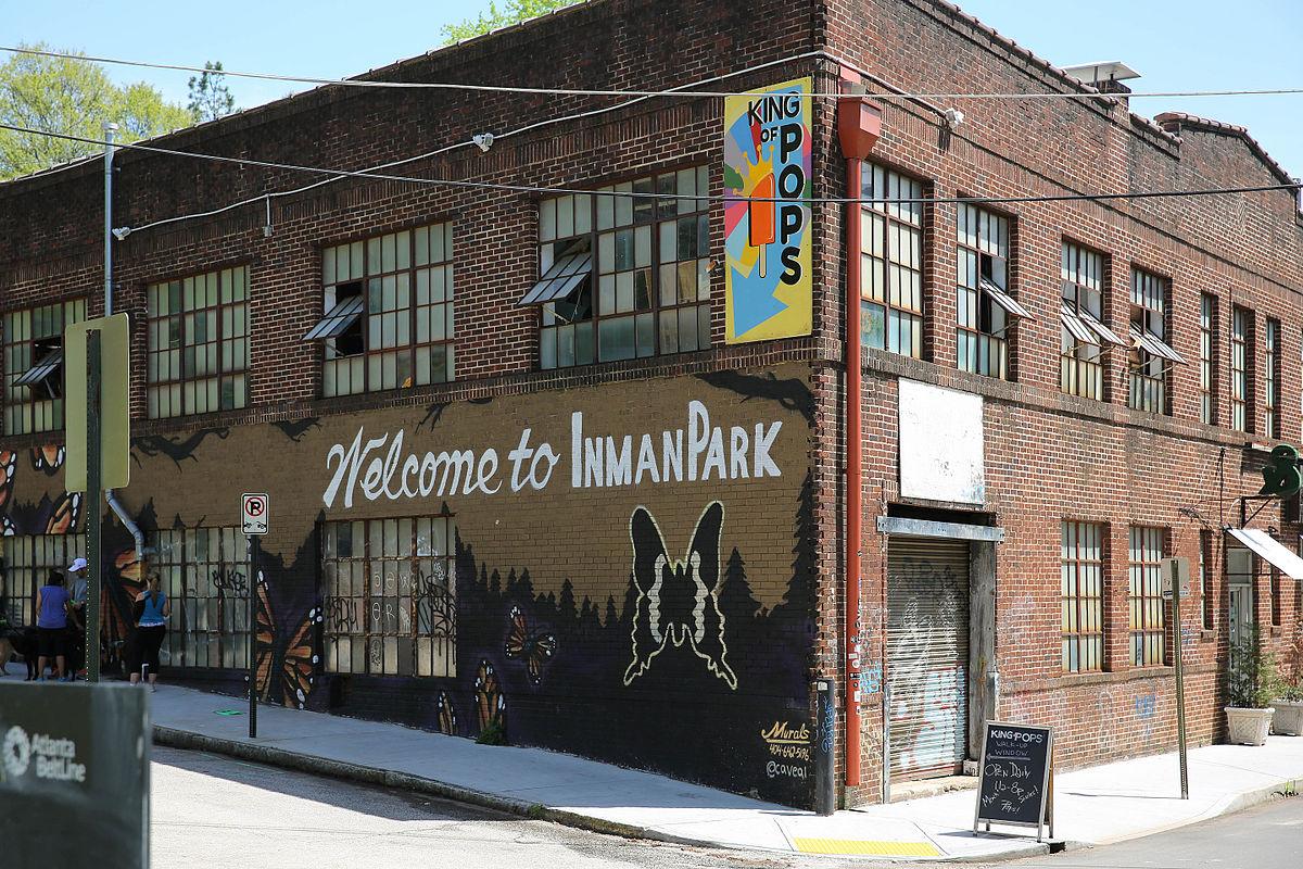 8 Hottest Atlanta Neighborhoods